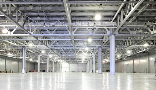Lighting Benefits Manufacturing Facilities